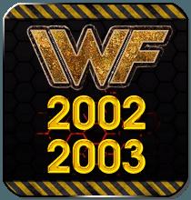Результаты шоу 2002-2003