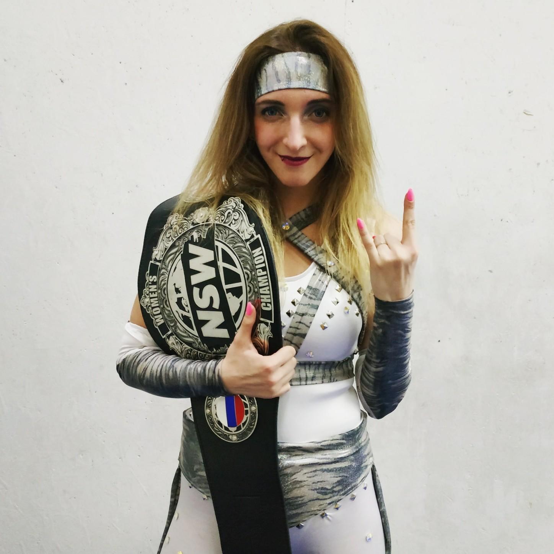 Рамона - Новая чемпионка NSW